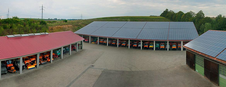 gebraucht Unimog Verkauf in Langenbach auf 10.000m²